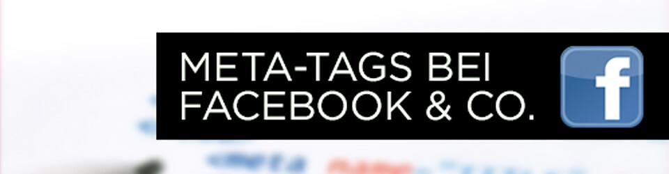 Open Graph Tags – die speziellen Tags für Facebook & Co.