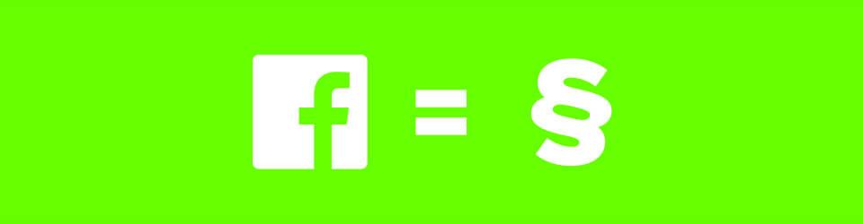 Facebook: Seiten nun mit Impressum! (inkl. Anleitung)