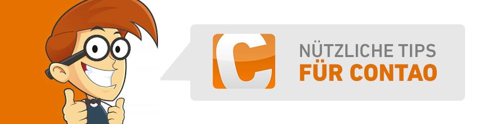 Contao – nützliche Helferlein bei der Webentwicklung