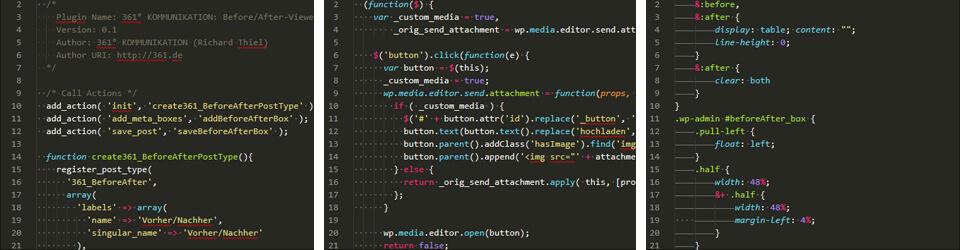 Einstieg in die WordPress Plugin-Entwicklung – Teil 2