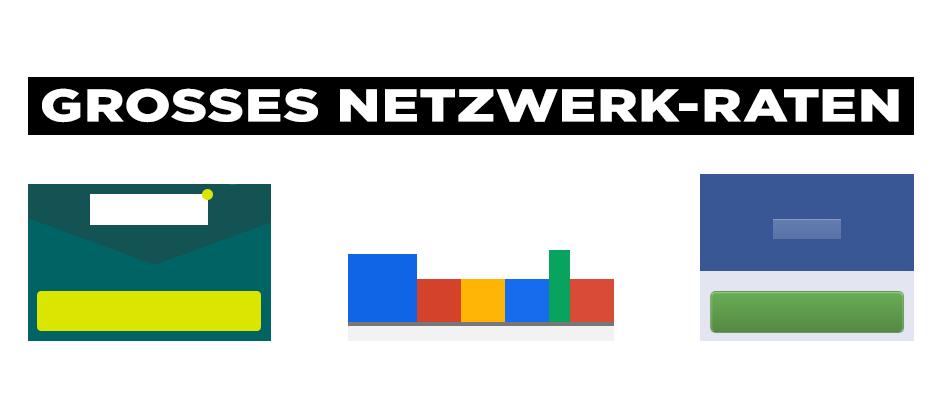 Netzwerke anhand von Farben erraten