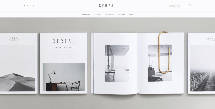 55 Beispiele Für Minimalistisches Webdesign 361 Blog