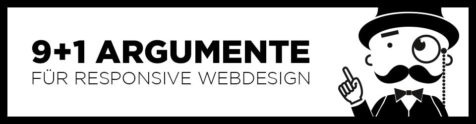 9+1 Argumente für responsive Webdesign
