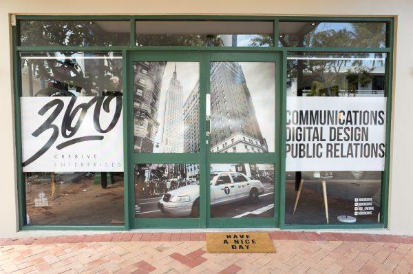 """Agentur """"360°"""" in Australien"""