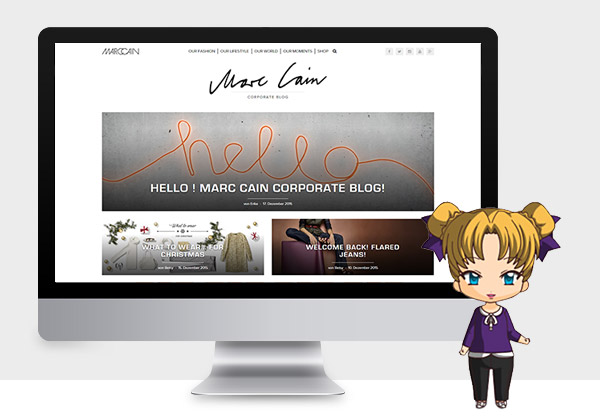 Marc Cain | Corporate Blog